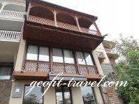 Hotel Citadel Narikala 4*