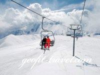Vacacion de Invierno: Esquí en Gudauri