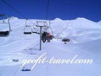 Año Nuevo en Borjomi + esquí en bakuriani
