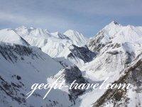 Winterreise: Tbilisi + Bakuriani