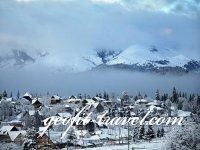Зимний тур: катание на лыжах в Бакуриани