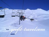 Zimowe wakacje, narciarstwo w Bakuriani