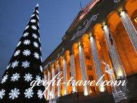 Рождество в Бакуриани