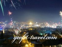 New Year: Tbilisi + Mtskheta