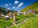 Caucasian triangle: Azerbaijan, Georgia and Armenia