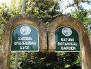 Excursión al Jardín Botánico