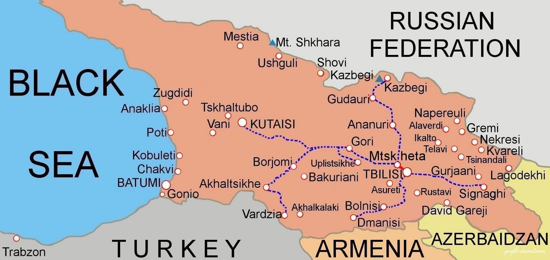Wochenende In Tbilisi Reisen Nach Georgien 2020 Geofit Travel