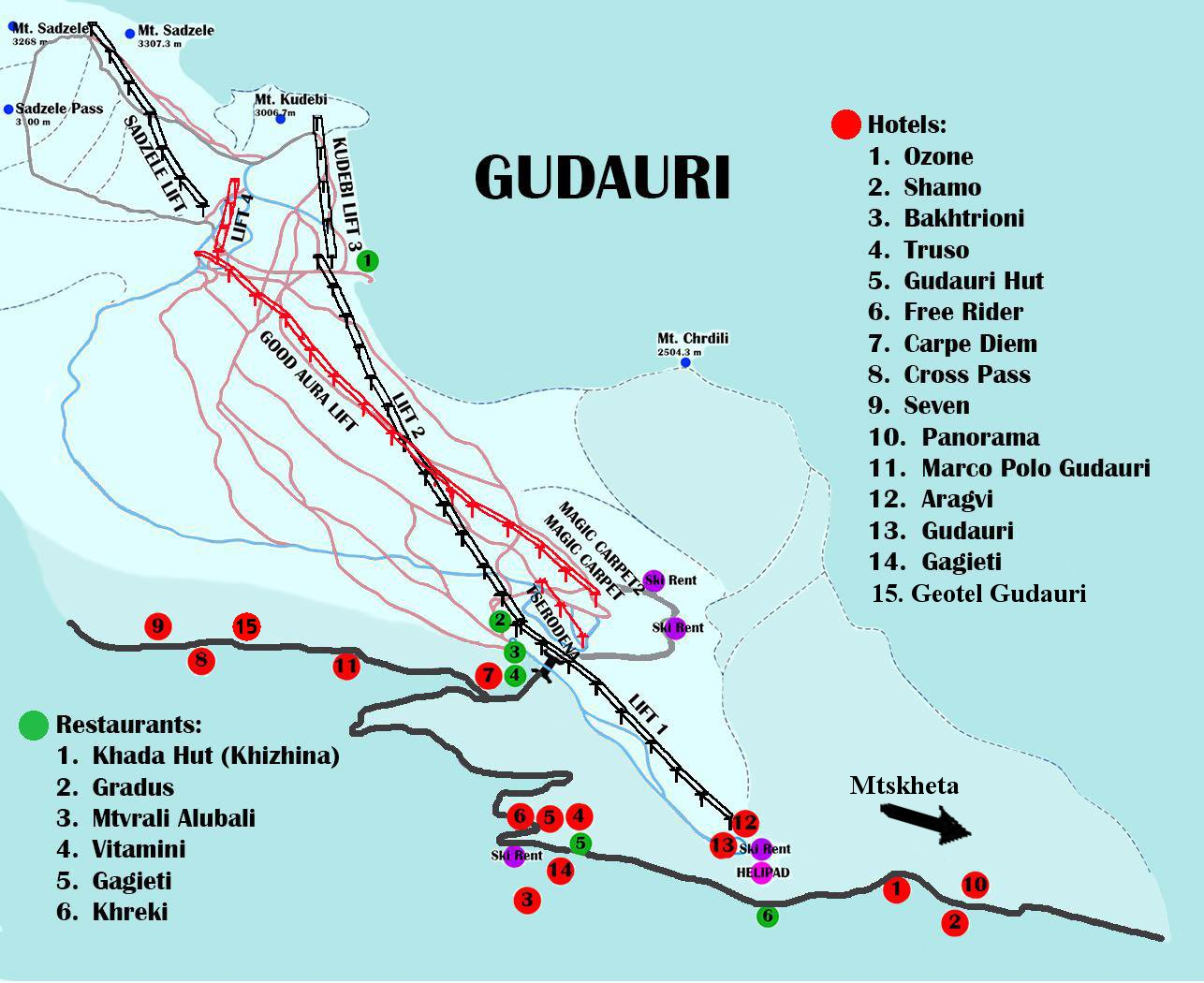 Map Of Georgia Hotels.Hotels In Gudauri Georgia Vacation Packages 2019 Geofit Travel