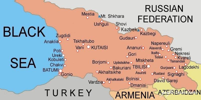 Geographie Reisen Nach Georgien 2020 Geofit Travel
