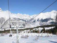 Viaje de invierno: Esquí en Mestia