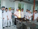 La vuelta culinaria 1 para individuales