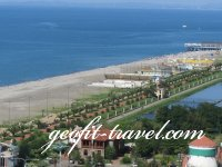 Silk Road Sea Towers Batumi Apartments
