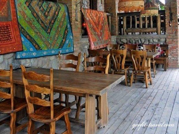 г тбилиси ресторан фаэтон фото ничто