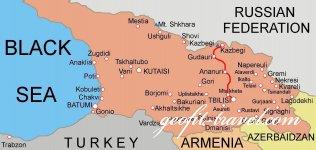 Блиц-тур в Казбеги