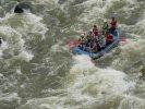Rafting en el río Rioni