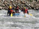 Reise: Rafting in Georgien 1
