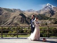 Heirat in Qwareli