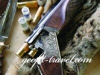 Охота в Грузии