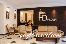 Гостиница «Diplomat»