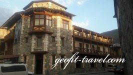 Гостиница «Mestia»