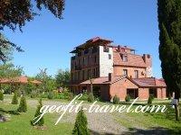 Hotel Chateau Chikovani