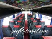 Bus VanHool, 45 seats