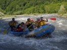 Rafting auf dem Fluss Tschoroch oder Adschariszkali
