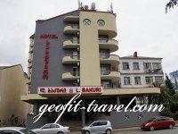 Hotel L. Bakuri