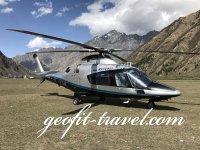 Вертолет Aloette III / Augusta 109